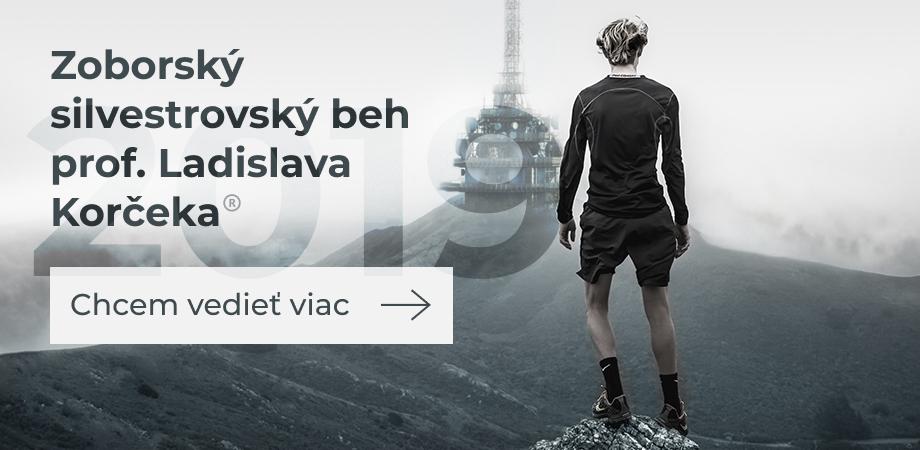 Zoborský silvestrovský beh profesora Ladislava Korčeka®