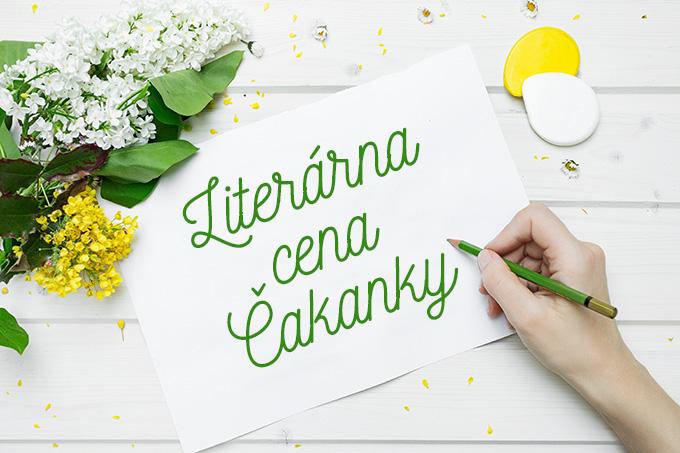 Literárna cena Čakanky