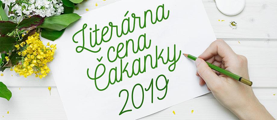 Literárna cena Čakanky – ročník 2019